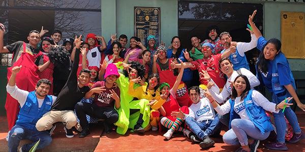 ONGs que ayudan niños en el perú