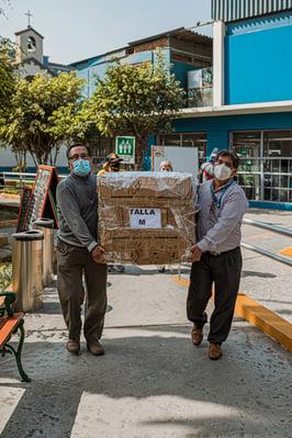 Donación-Scotiabank-Plan-International-EPP-Lima-Hospital