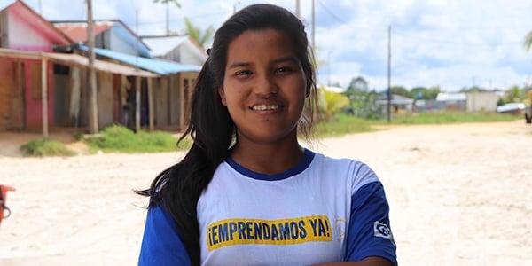 jovenes emprendedores en perú