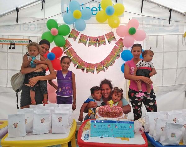 Cumpleaños Venezolanos CEBAF