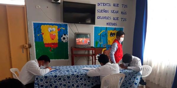 Población Vulnerable Inabif Donacion Niños Niñas Niñez