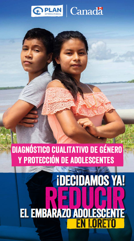 Diagnóstico cualitativo de género y protección de adolescentes